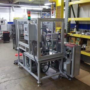 MRG Electrolux Swage Machine 010