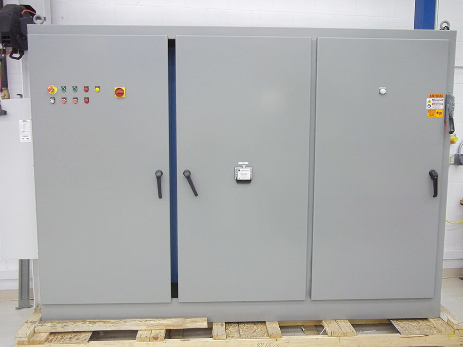 UL / CUL 508A Control Panel Build - Automation Services Inc