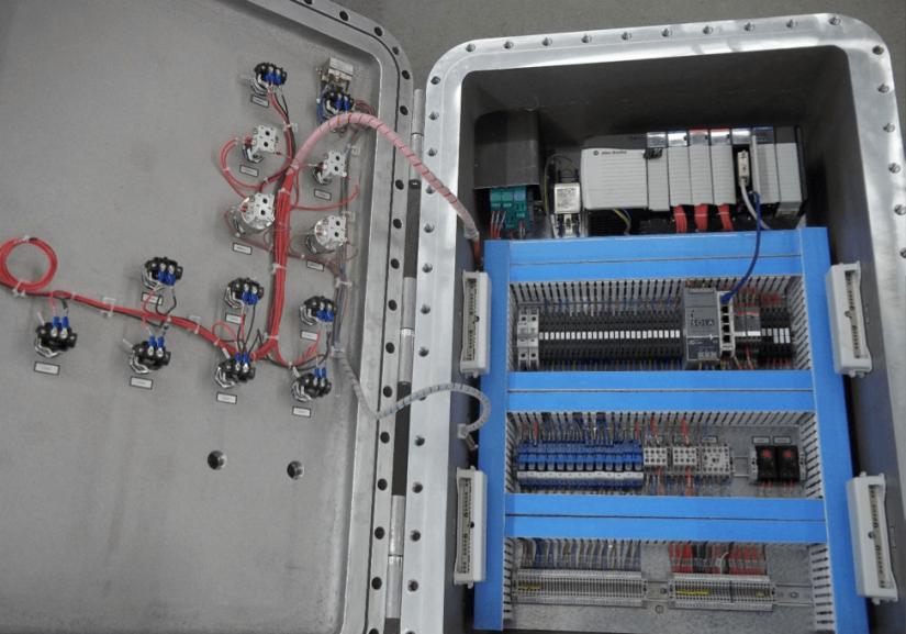 ATEX Control Panel Build