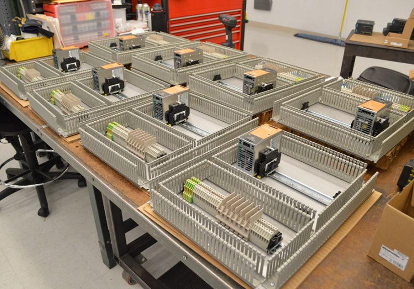 OEM Control Panel Build